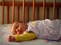 Намаляване риска от внезапна детска смърт
